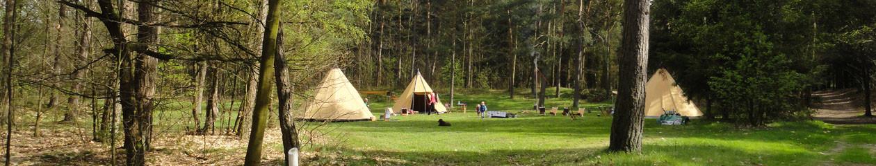 tipis kamperen